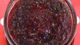Fig Berry Preserves