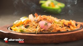 Chinese Chicken Sizzler  Sizzling & Delicious