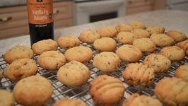 How to Bake Napa Valley Vanilla Fig Balsamic Cookies