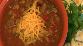 Betty's Hearty Chili- Leftovers Series 3