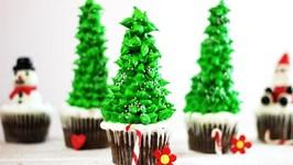 Christmas Tree Cupcakes Christmas Special