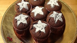 Chocolate Spice Cupcakes- Christmas