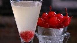 Platinum Sparkle Cocktail
