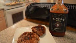 How to Grill Napa Jack's Merlot BBQ Eye of Round Steaks