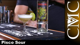 Pisco Sour, A Classy Classic