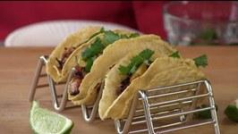 Pork Belly Street Tacos Al Pastor