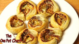 Cheesy Vegemite Scrolls