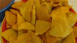Betty's Deep Fried Corn Tortilla Chips