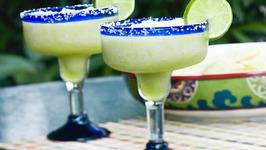Traditional Blended Bar Margarita