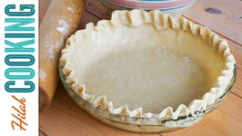 Easy Homemade Pie Crust Recipe  How to Make Pie Crust