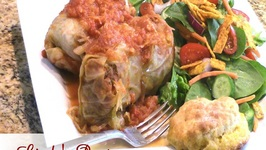 Awesome Homemade Cabbage Rolls