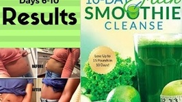 10 Day Green Smoothie Cleanse Review / Days 6-9 / Results And Snack Ideas