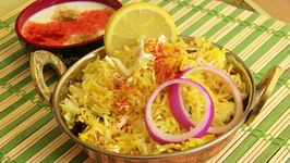 Paneer Biryani Video Recipe