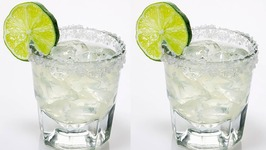 Margarita Recipe - Spicy Habanero Margarita!