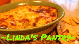 Savory Hot Pumpkin Dip