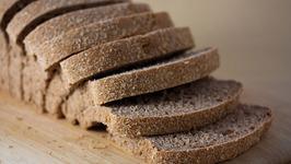 Whole Wheat Barley Bread