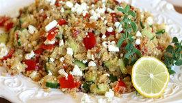 Mediterranean Style Quinoa