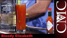 The Bloody Elizabeth Cocktail