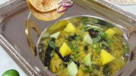 Mango Daal Tadka