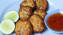 How To Make Thai Fishcakes