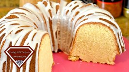 Southern Seven Flavor Pound Cake Recipe And Southern Seven Flavor Cream Cheese Pound Cake / 2 Recipes