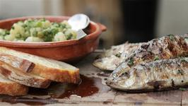How to Make Grilled Sardines