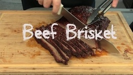 How To: Beef Brisket With Ballistic BBQ Sauce On The RecTec Pellet Smoker