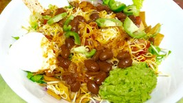Mexican Bhel Video  Fusion Indian Mexican Cuisine
