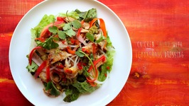 Chicken Salad with Lemongrass Dressing
