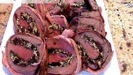 Stuffed Venison Roast