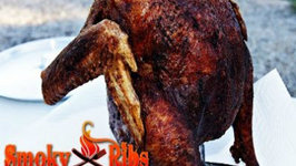 Cajun Injected Deep Fried Turkey - Cajun Rocket Pot