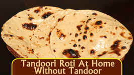 How To Make Tandoori Roti At Home Without Tandoor  Ruchi's Kitchen