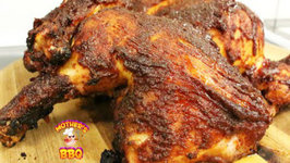 Grilled Chicken  with a Maple-Bourbon BBQ Sauce  PitBarrel Cook
