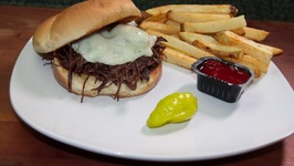 Mississippi Pot Roast Sandwich