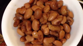 Cooked Pinto Beans in Instant Pot - Way Too Easy