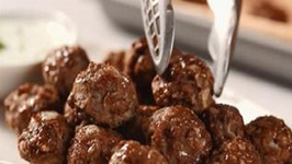 Lamb Korma Meatballs
