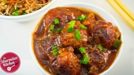 How To Make Vegetable Manchurian (Gravy) - Popular Indo - Chinese Cuisine