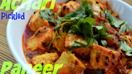 Achari Paneer - Pickled Paneer Authentic