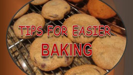 Betty's Tips for Easier Baking- Proper Kitchen Tools