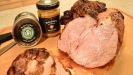 How to Grill Napa Jack's Amber Beer Mustard Pork Loin