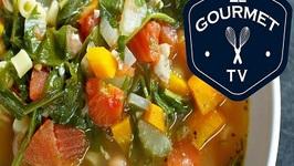 Zuppa di Minestre (Minestrone Soup)