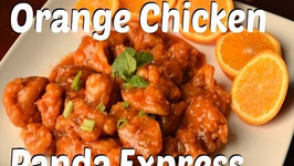 Orange Chicken Panda Express Style Chinese