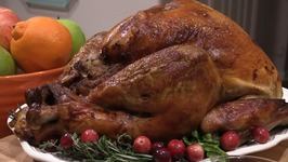 Classic Oven Roasted Turkey With Cajun Stuffing / Lobel's All Natural Turkey