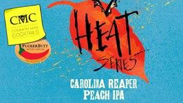 Flying Dog Carolina Reaper Peach IPA  White Peach Saison Beer Review
