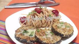 Crispy Baked Eggplant