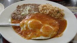 Deborah's Huevos Rancheros