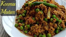 Keema Matar- Minced Meat And Peas-Authentic Punjabi