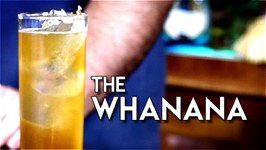 The Whanana Cocktail - Banana And Whiskey?