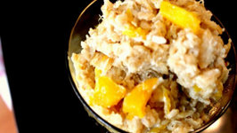Mango Coconut Baked Oatmeal  Momma Cuisine  Great Everyday Meals