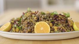 Wild Rice Holiday Side Dish